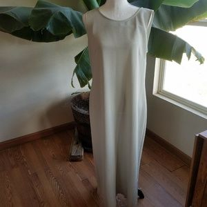 Leslie Faye Womans Sz 16 Maxi Dress Long Modest